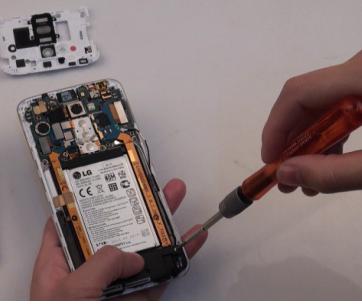 LG G2 Ekran Değişimi Kadiköy Cep Dünyası