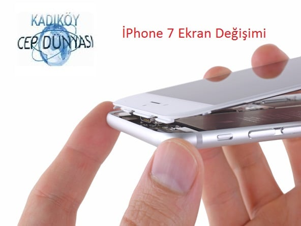 Apple iPhone 7 Ekran Değişimi acilekrandegisimi.com