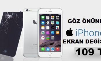 iPhone EKRAN DEM KADIKY CEP DNYASI 109
