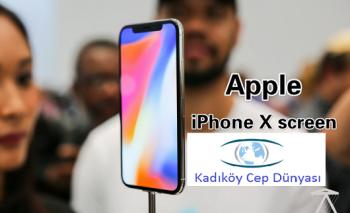iphone x ekran değişimi kadıköy cep dunyası