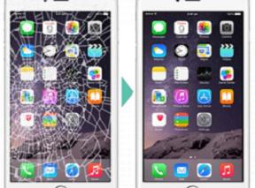 iphone7 ekran cepiphone ekrandeğişimi