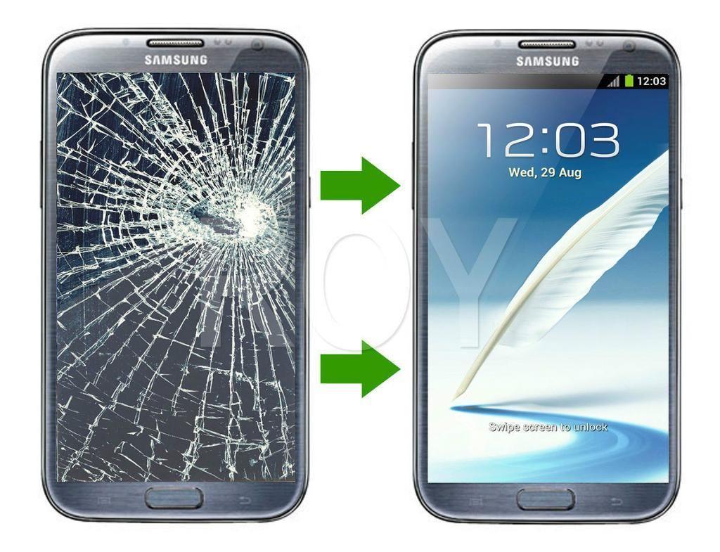 Samsung Galaxy Ön Cam Değişimi Kadıköy Cep Dünyası