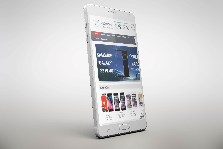 Cep Telefonu Tamiri ve Ekran Değişimi