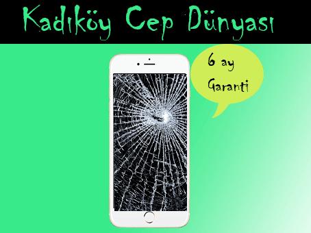 iphone ekran değişimi garanti