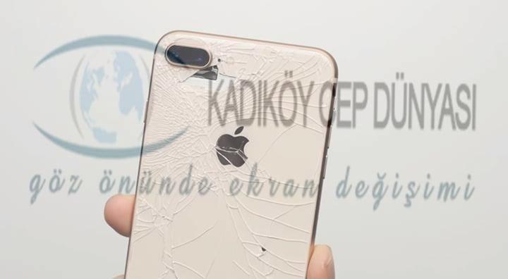 iphone 8 plus arka cam değişimi kadıköy