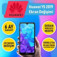 Huawei .y5 ekran değişimi