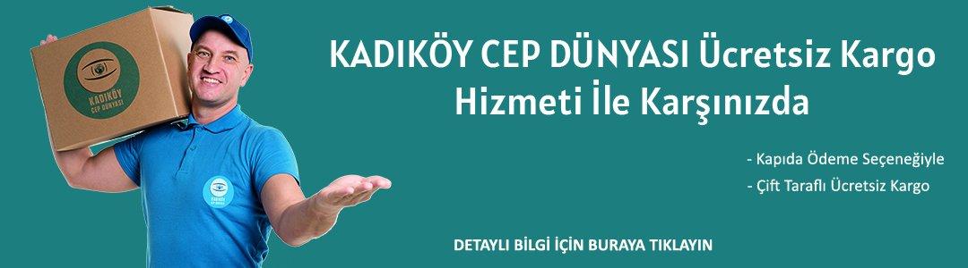Kadıköy Cep Dünyası kargo ile ekran değişimi