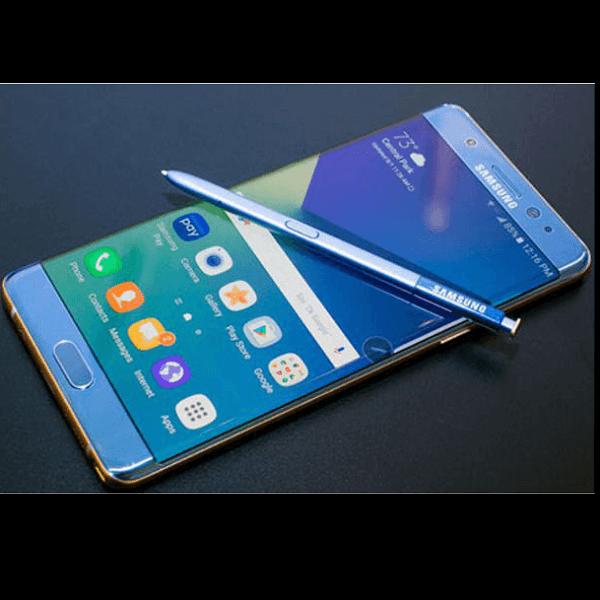 Samsung Galaxy Note 7 Ekran Değişimi