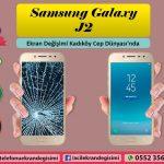 Samsung Galaxy J2 Ekran Değişimi