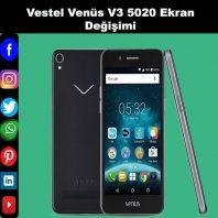 Vestel Venüs V3 5020 ekran değişimi samsung