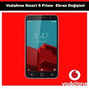 Vodafone Smart Prime 6 ekran değişimi