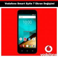 vodafone smart style 7 ekran değişimi