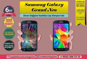 Samsung Grand Neo Ekran Değişimi