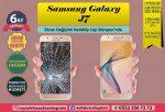 Samsung Galaxy J7 ekran değişimi